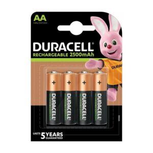 Batterie Duracell R6 Ni-MH