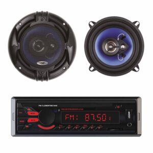 PNI Clementine 8440 con set 2 altoparlanti per auto HiFi500 PNI