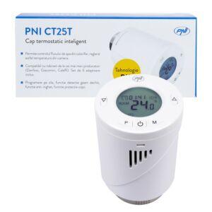 Testa termostatica intelligente PNI CT25T
