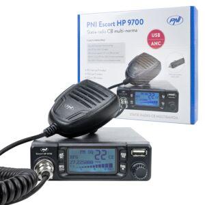 Stazione radio CB PNI Escort HP 9700 USB ANC ASQ