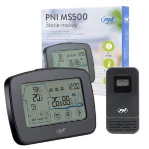 Stazione meteorologica PNI MS500 con sensore esterno