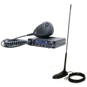 Pacchetto Wireless CB PNI Escort HP 6500 ASQ + Antenna CB PNI Extra 45