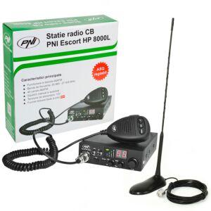 Kit CB CBI ESCORT CB 8000L ASQ + PN PNI Extra 45 con magnete