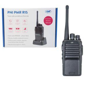 Stazione radio portatile PNI PMR R15