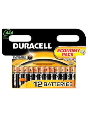Batteria alcalina Duracell
