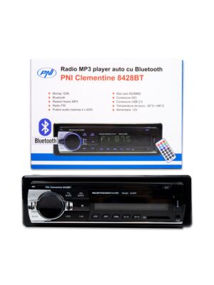 Radio Car MP3 Player PNI Clementine 8428BT