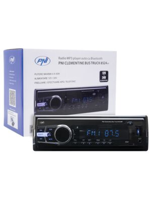 Autocarro Radio Car MP3 PNI Clementine