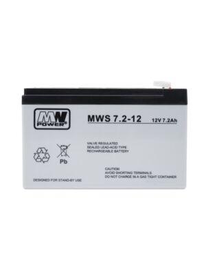 Batteria AGM MW