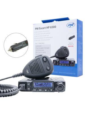 Radio Station CB PNI Escort HP 6500, 4W