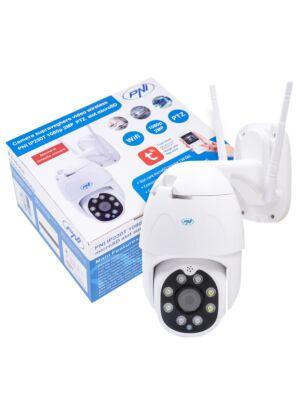 Telecamera di videosorveglianza wireless PNI IP230T