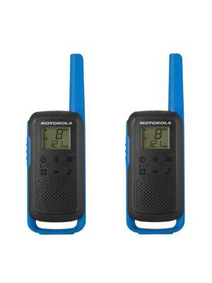 Stazione radio portatile PMR Motorola TALKABOUT T62 BLUE set con 2 pz
