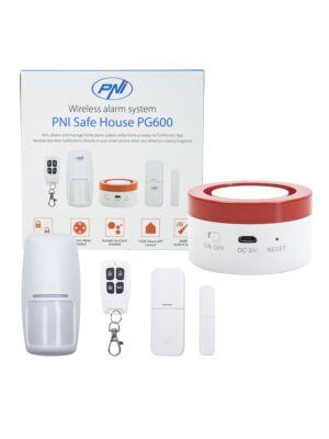Sistema di allarme senza fili PG600 Safe House PG600