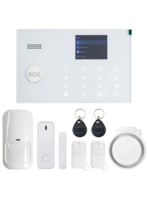 Sistema di allarme wireless PNI SafeHome PT700_1
