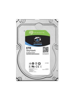 Hard disk interno Seagate SkyHawk HDD 6TB CCTV ST6000VX001