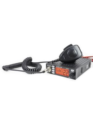 Stazione radio CB STABO XM 3008E AM-FM, 12-24V, funzione VOX, ASQ